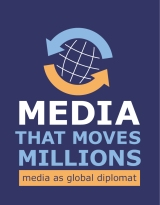 Event Tomorrow: USIP Media as Global Diplomat